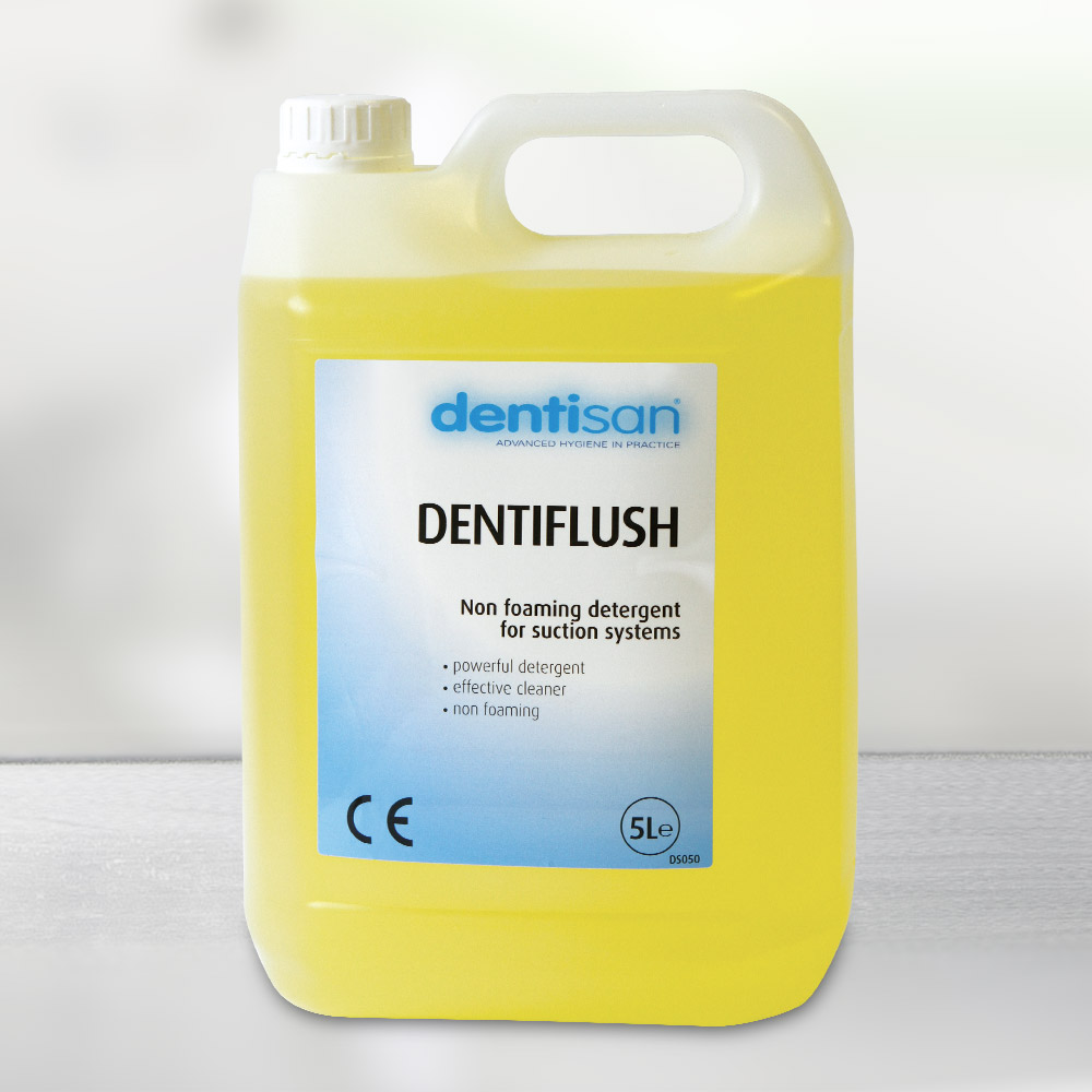 Dentiflush By Dentisan Dental Infection Control Specialists