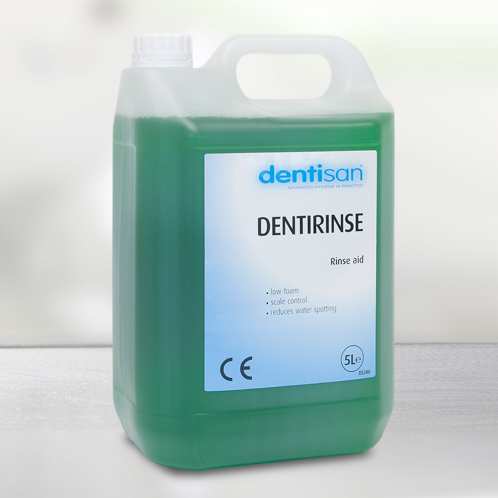 Dentirinse By Dentisan Dental Infection Control Specialists