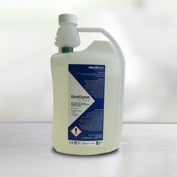 Dentizyme ULTRA high power, pH neutral enzymatic detergent